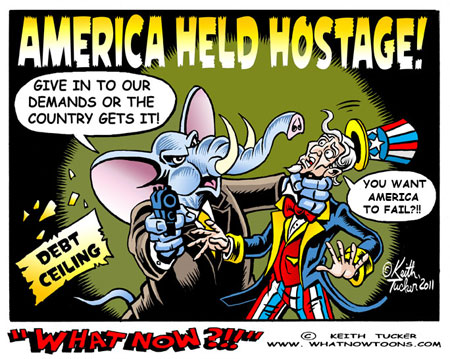 GOP Hostage Taking!