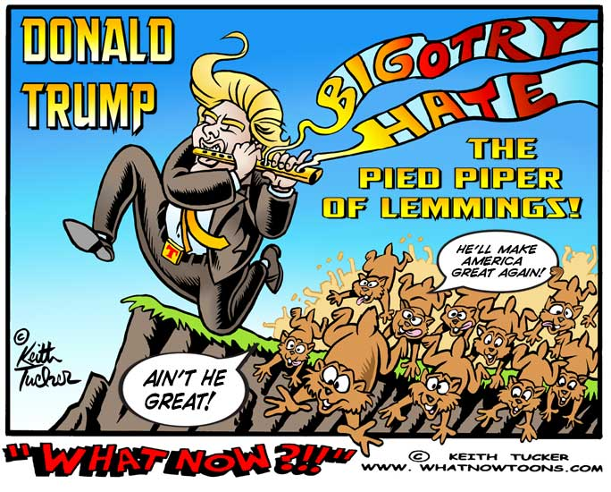 Trump, Donald Trump, Donald Trump, Donald Trump 2016, Donald Trump President, Donald Trump Campaign, Donald Trump Muslims, Donald Trump Immigration, Donald Trump Mexicans, Trump Palin,political cartoons 2016,USA Election 2016, 2016 election, presidential election, Republicans, Political cartoons, election cartoons,