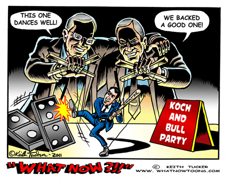 Koch and Bull Party!
