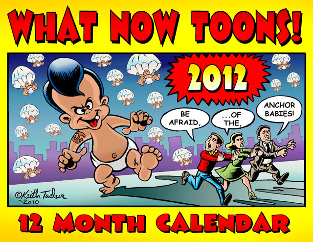2012 What Now?!? Calendar
