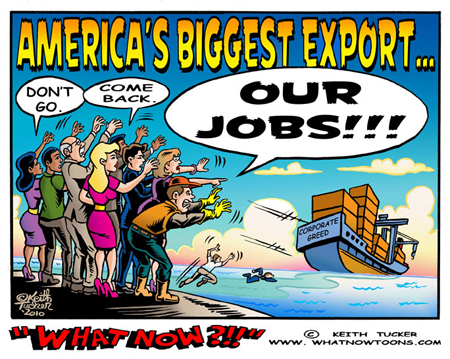 America's Biggest Export!