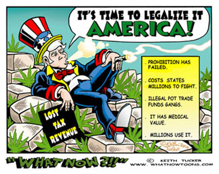 Legalize it America!