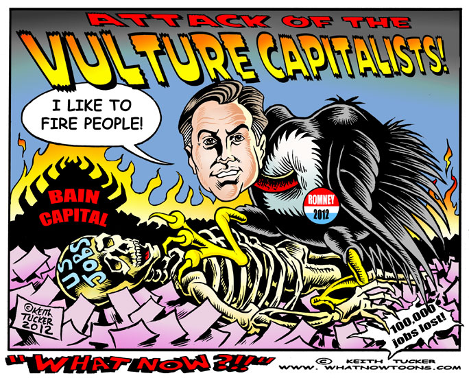 Vulture Capitalist!