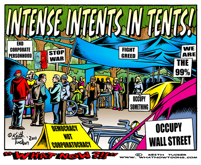 Intense Intents In Tents!  sc 1 st  What Now Toons S&les - by Keith Tucker & What Now Toons: Samples - by Keith Tucker