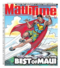 Maui Time: Best of Maui 2005 issue